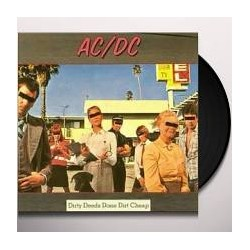 ACDC -  DIRTY DEEDS DONE...