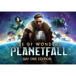 AGE OF WONDERS - PLANETFALL...