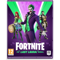FORTNITE THE LAST LAUGH BUNDLE