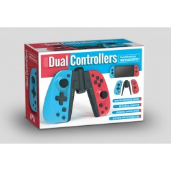 DUAL CONTROLLERS SWITCH