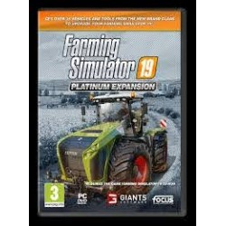 FARMING SIMULATOR 19...