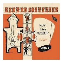 BECHET - BECHET SOUVENIRS