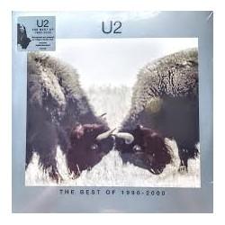 U2 - THE BEST OF 1990-2000  LP