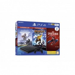 Playstation 4 500GB Black +...