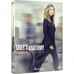 Grey's Anatomy - Saison 16-DVD