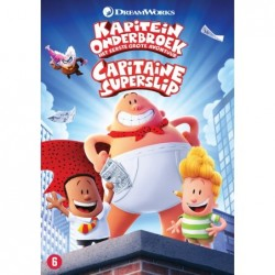 CAPTAIN SUPERSLIP DVD