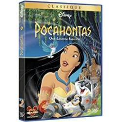 Pocahontas, une légende...