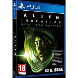 ALIEN : ISOLATION NOSTROMO...