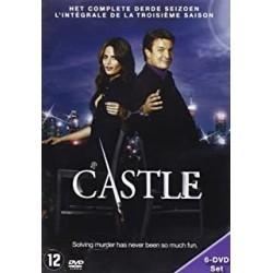 Castle, saison 3 - coffret...