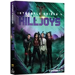Killjoys-Saison 4 [Blu-Ray]