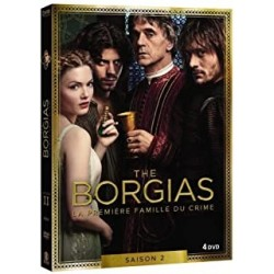 The Borgias-Saison 2 -DVD