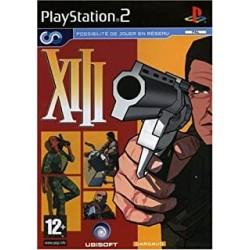 XIII LE JEU-PS2