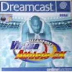 Virtua Athlete SEGA DREAMCAST