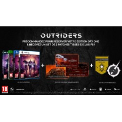 OUTRIDERS DAY ONE EDITION PS5