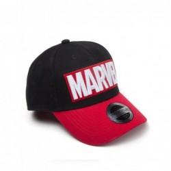 MARVEL - RED BRICK LOGO...